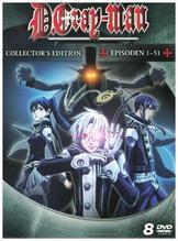 D.Gray-Man, 8 DVD (Collector's Edition)