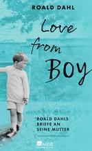 Love from Boy   Dahl, Roald