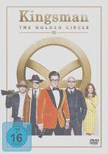 Kingsman: The Golden Circle, 1 DVD
