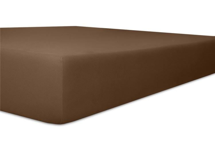 Spannbetttuch  anthrazit 120/200 - 130/220 cm * Qualität 22 Vario-Stretch *