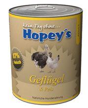 Hopey's Geflügel mit Reis 850g