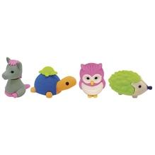 Ratze fun-Set Native animals, 4 verschiedene Motive, PVC-Box 4Stück