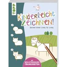 Buch: Kinderleicht Zeichnen, nur in deutscher Sprache