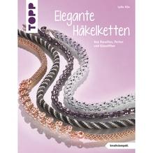 Buch: Elegante Häkelketten, nur in deutscher Sprache
