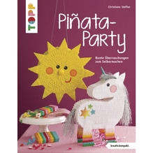 Buch: Pinata Party, nur in deutscher Sprache