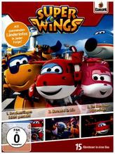 Super Wings. Box.1, 3 DVDs