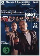 Tatort - Stoever & Brockmöller ermitteln. Box.2
