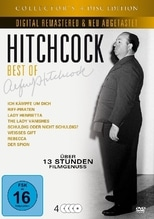 Hitchcock - Best of Alfred Hitchcock, 4 DVD (Special Edition)