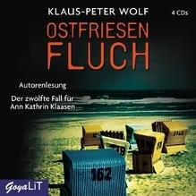Ostfriesenfluch, 4 Audio-CD | Wolf, Klaus-Peter