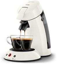HD6554/10 Original Kaffeepadmaschine weiß