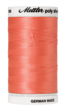 POLY SHEEN 800m Farbe 1532 Coral