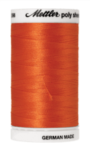 POLY SHEEN 800m Farbe 1300 Tangerine