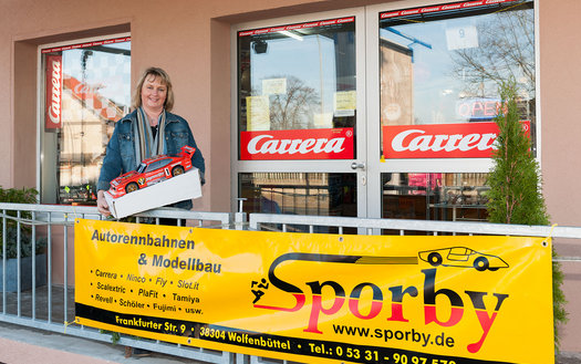 Sporby Autorennbahnen & Modellbau