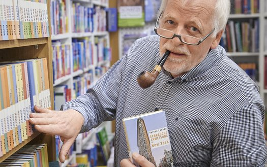 Buchhandlung Baedeker Land + Karte