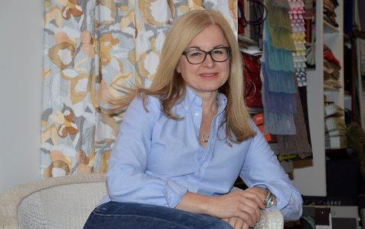 Andrea Burghard - einrichten mit Stoffen