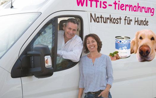 Wittis-Tiernahrung – Naturkost für Hund und Katze