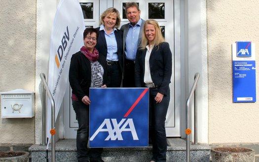 AXA/DBV Versicherungsbüro Schmidt